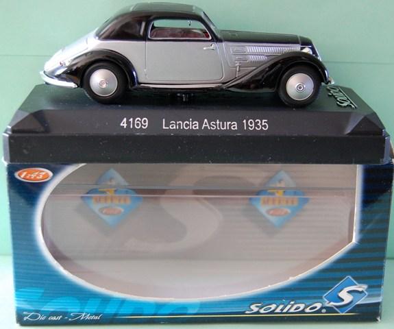 SOLIDO REF 4169 LANCIA ASTURA 1935  NEUF EN BOÎTE