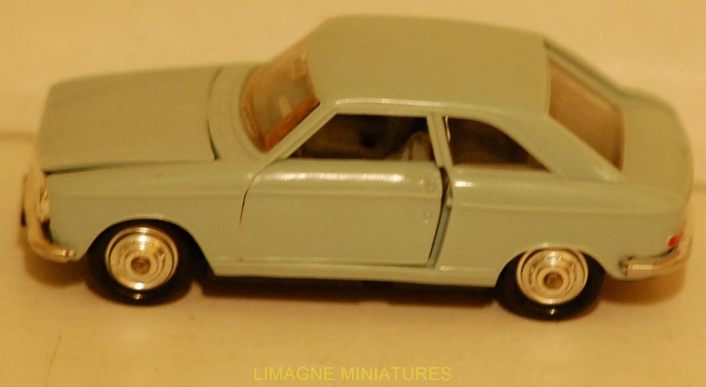 Peugeot 204 for Peugeot 907 interieur