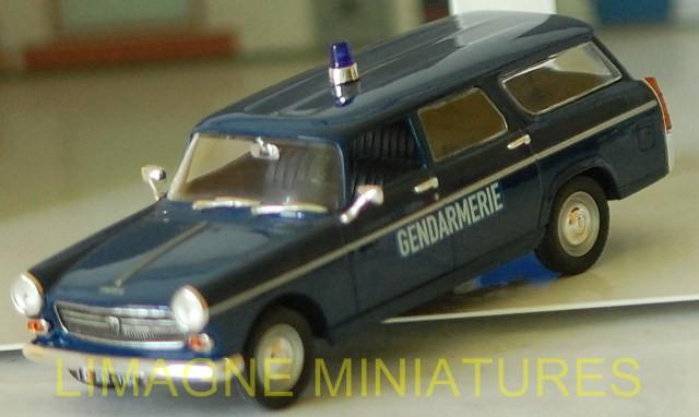 Voitures De Gendarmerie 1 43 Occasion