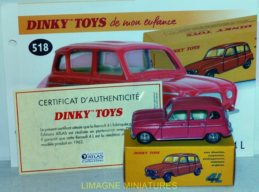 Renault Toys 1962 B38 107 4l Dinky Atlas f6byY7gv